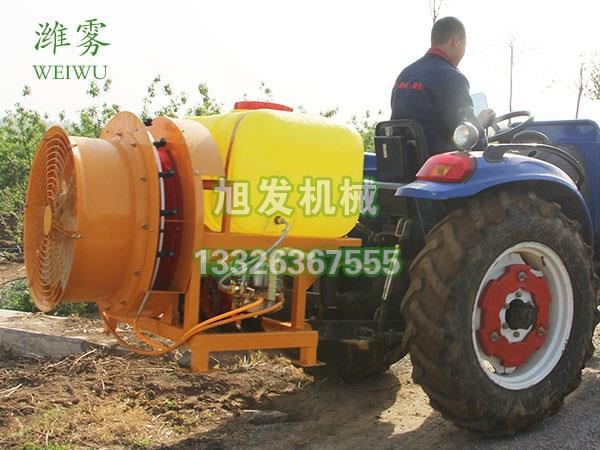 拖拉机悬挂式打药机的正确使用才能保证其使用寿命